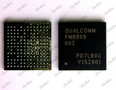 Микросхема Qualcomm PM8909 - контроллер питания
