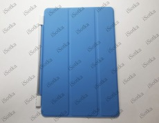 Чехол Apple Smart Cover iPad mini (голубой)