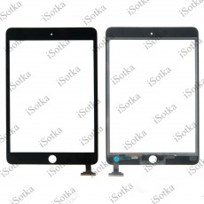 Тачскрин для Apple iPad mini 3 (A1599, A1600) (черный) original